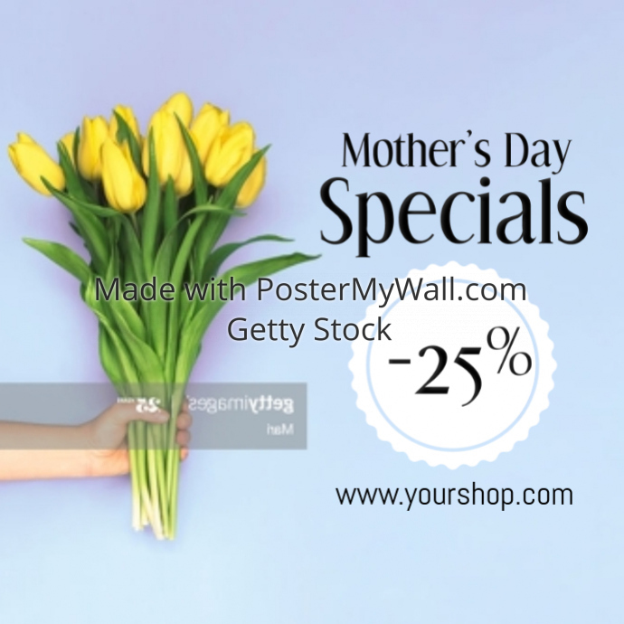 Mother's Day Specials Sale Deal Retail Store Shopping Beauty