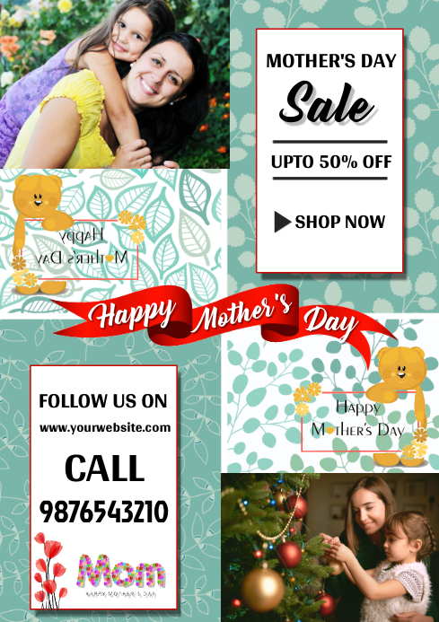 Mother's Day Template Design