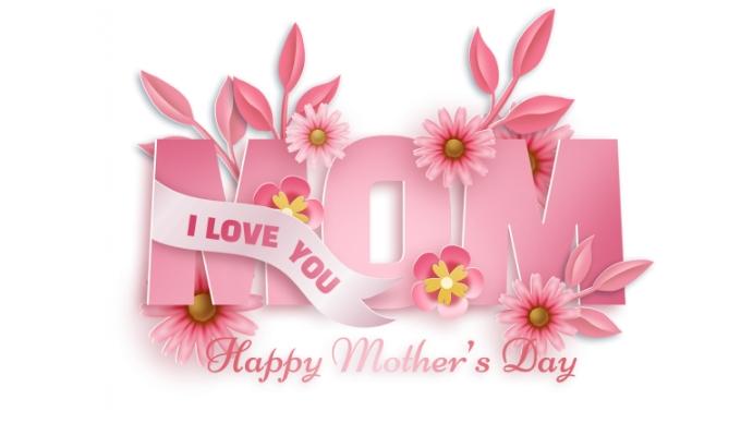 Mother's Day Template Zdjęcie tytułowe kanału na YouTube