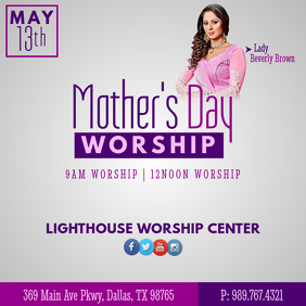 Mother's Day Worship