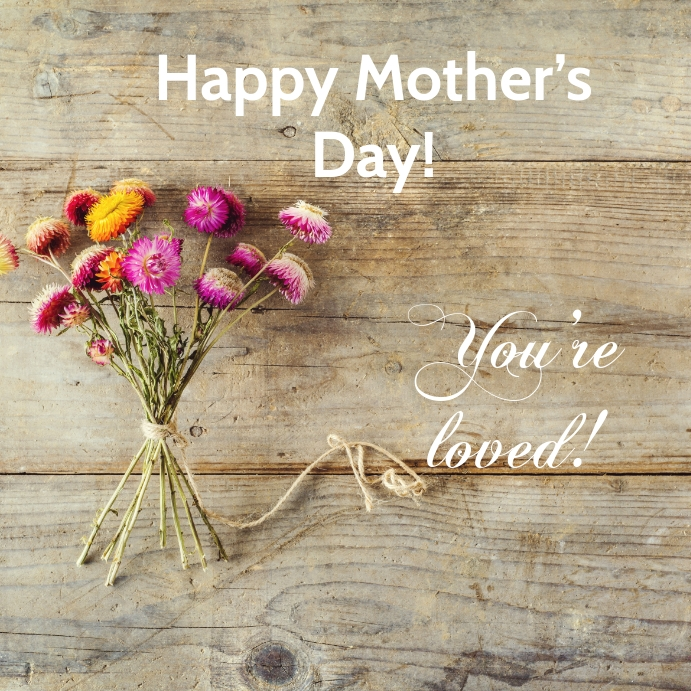 Mother's Day Instagram Template