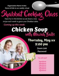 Mother Daughter Shabbat Cooking Class