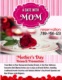 Mother's Day brunch 2017