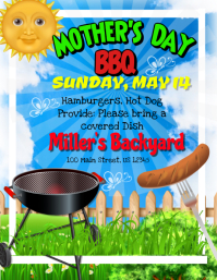 Mother's Day BBQ