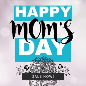 Mother's Day Sale Promo Video Template