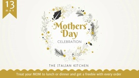 Mother's Day Celebration Video Template