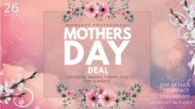 Mother's Day Discount Video Template
