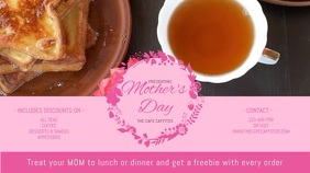 Mother's Day Hi-Tea Video Template