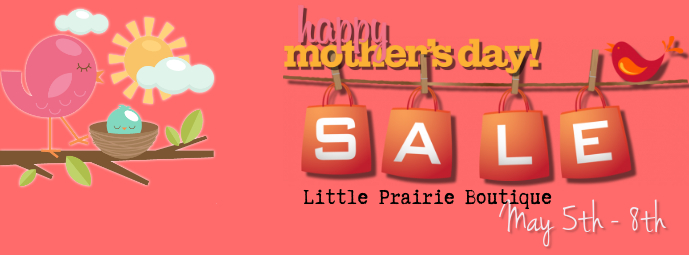 Mother's Day Sale FB cover