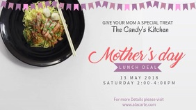 Mother's Day Special Lunch Video Template