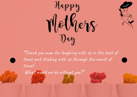 MOTHERS DAY 2020 TEMPLATE