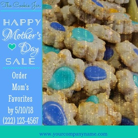 Mothers Day Bake Sale Video