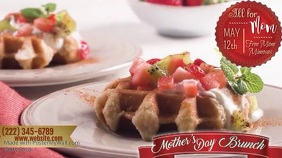 Mothers Day Brunch Digital Ad