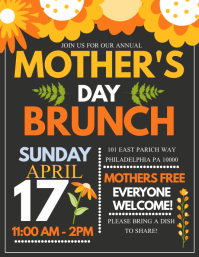390 customizable design templates for brunch postermywall
