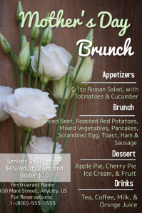 Mothers Day Brunch Tumblr 图片 template