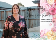 Mothers Day A5 template