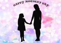 mothers day A4 template