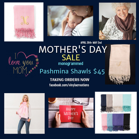 Mothers Day Fashion Sale