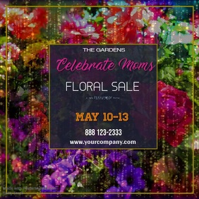 Mothers Day Floral Sale