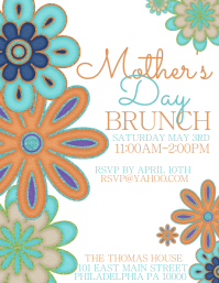 customize mother s day templates postermywall