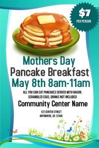 Mothers Day Pancake Breakfast