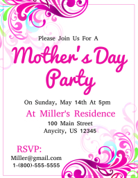 Mothers Day Party