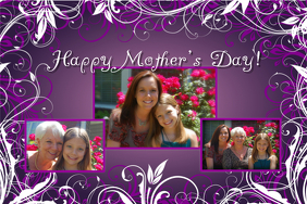 Mother\'s Day Poster Template