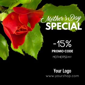 Mothers Day Special Sale Offer Mother's Day
