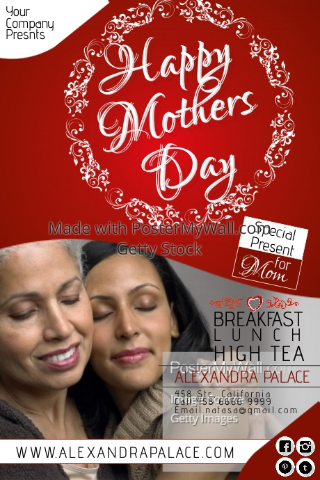 mothers day10 Template | PosterMyWall