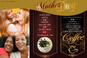mothers day18 Banner 4' × 6' template