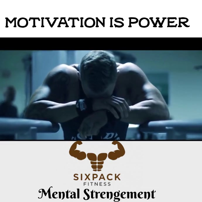 Motivation is power