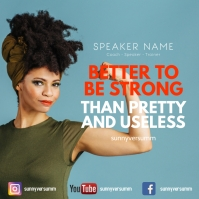 Motivation Quotes Inspirational Woman Speaker