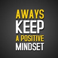 Motivational Positive Mindset