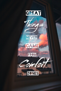 Motivational quote#7 Grafik Tumblr template