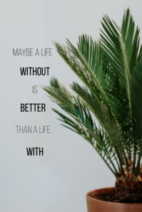 Motivational quote #10 Tumblr Graphic template