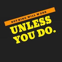 Motivational Unless You Do template