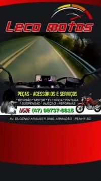 Moto carro Peças