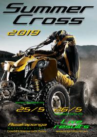 Motocross Event Flyer
