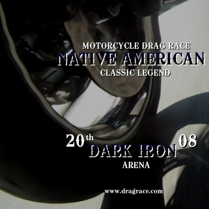 MOTORCYCLE FLYER TEMPLATE