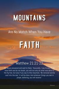 Mountains Vs Faith