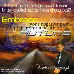 Move Forward Inspirational Quote
