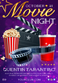 movie nigh poster