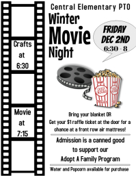 movie night movie night flyer template