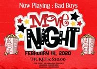movie night now playing