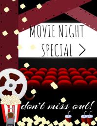 Movie Night Special