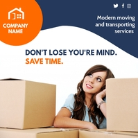 moving company services advertisement