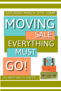 moving sale template elita aisushi co