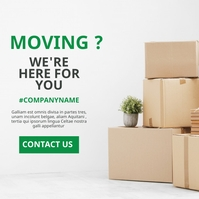 moving services advertisement