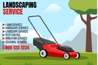 Mowing Service Template