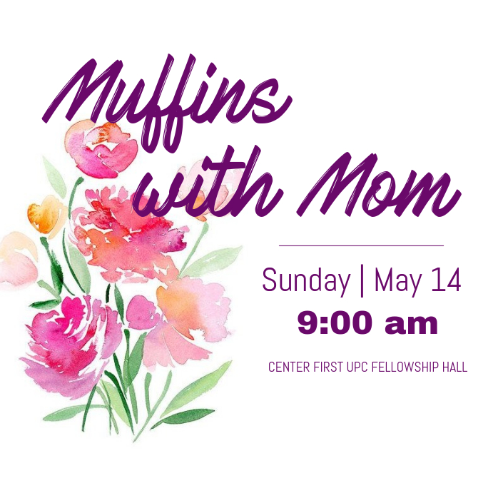 Muffins With Mom Instagram 帖子 template